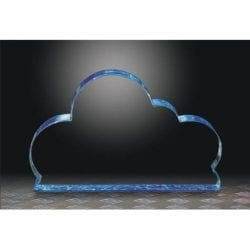CLOUD Acrylic Cloud Award