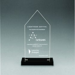 CNS Acrylic Peak Award