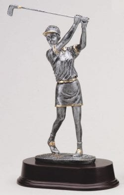 Female Golfer Award