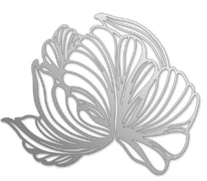 This 5' mirrored acrylic flower started with a very intricate pattern that had to be carefully rendered, including tweaks to the design to maximize our CNC's capabilities.