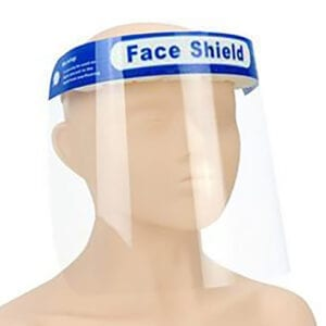 Protective Face Shields - PPE