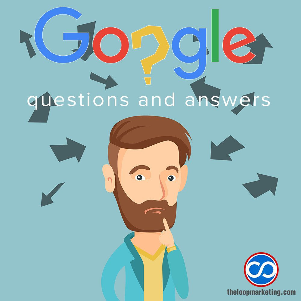 Answers to Your Questions on Google Questions and Answers