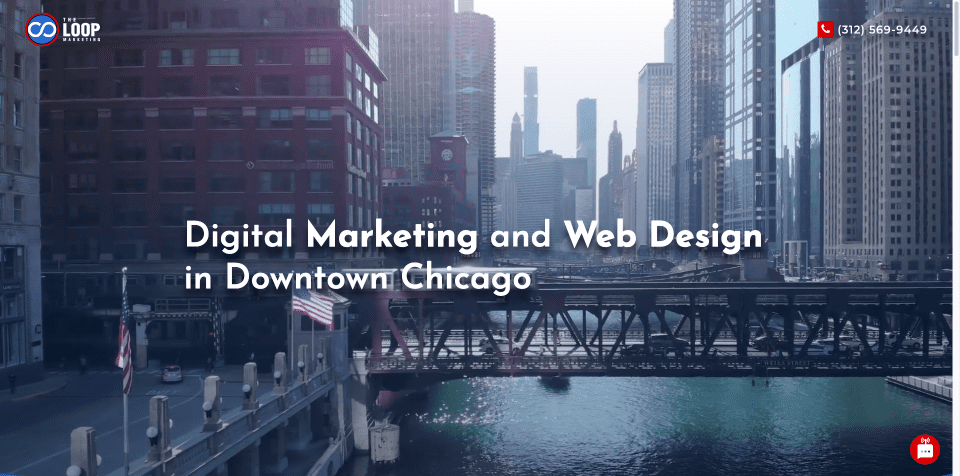 Website Design and Online Marketing Chicago The Loop Marketing Inc