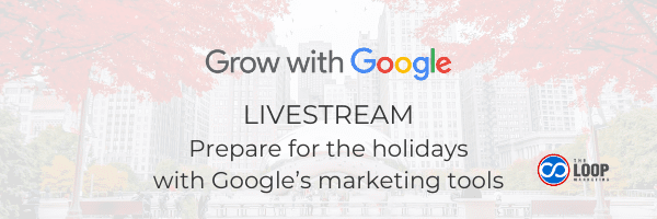 Grow with Google Livestream