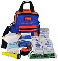 SecurEvac Plus Hi-Visibility Mini-Backpack 3-DAY Emergency Kit (81800)