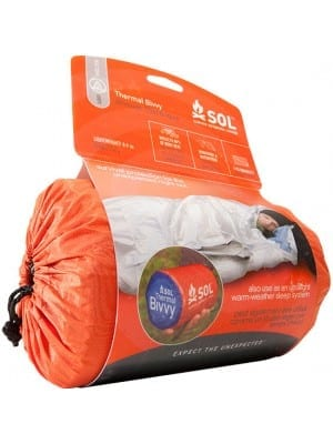 Survive Outdoors Longer® Thermal Bivvy Emergency Sleeping Bag