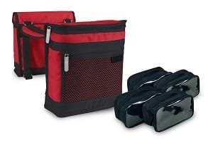 Saddle Bags with Pouches