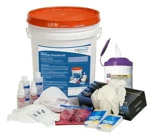 LifeSECURE Extended Infection Protection Kit