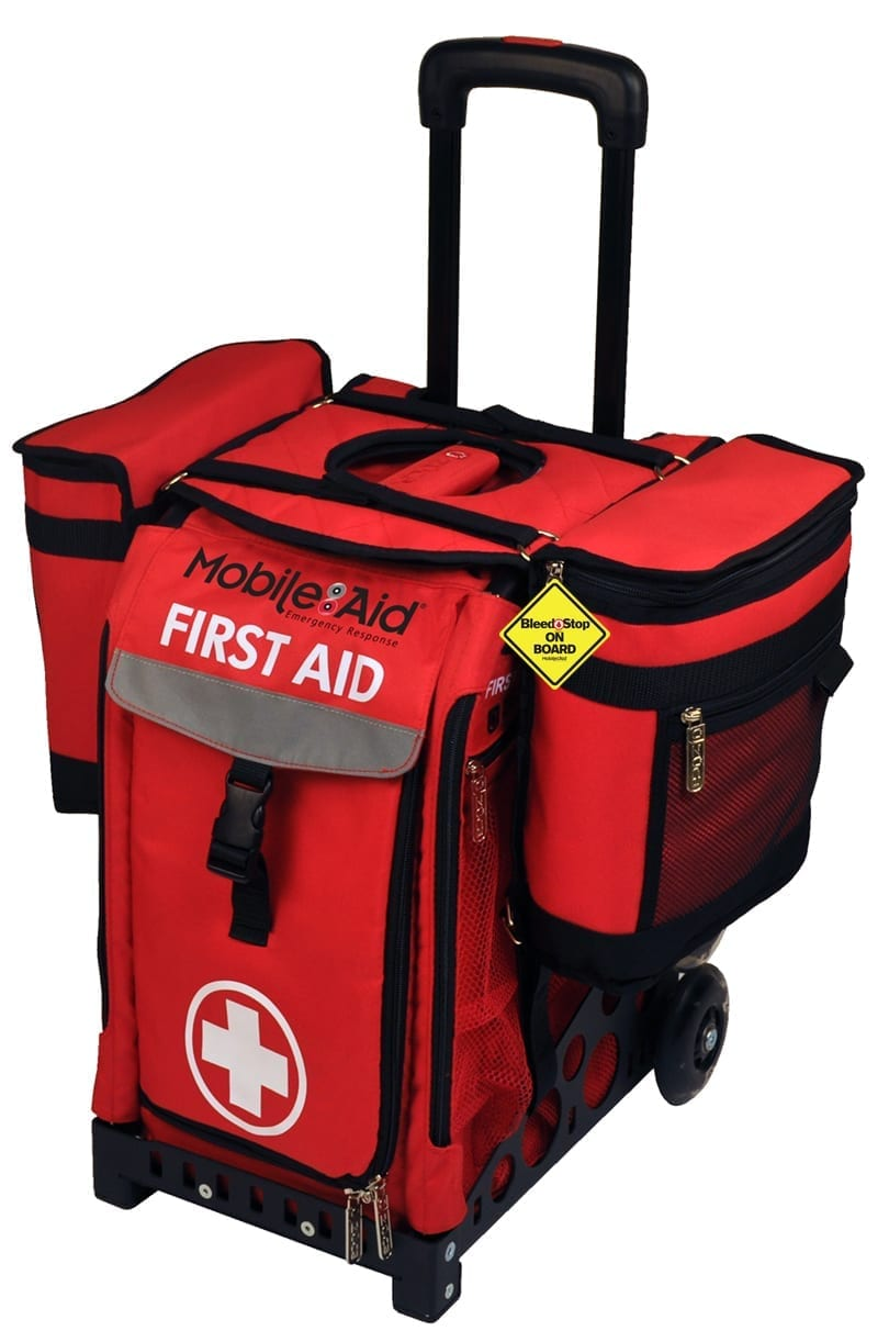 FirstAid Saddle Bag